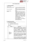 """Vista preliminar de documento Pre Publicación del Proyecto de Ficha de Homologación del """"Servicio de Consultoría para la Elaboración de Planes de Acondicionamiento Territorial (PAT)"""""""