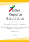 Vista preliminar de documento Reporte Estadístico – Vías Férreas (Enero – Febrero 2021)