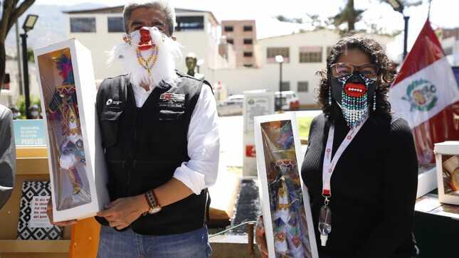 Ministerio de Cultura entrega más de 900 libros y mobiliarios a bibliotecas comunales de Huánuco