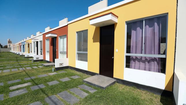 Vitrina Inmobiliaria expondrá sobre proyectos de Techo Propio en Ica, Arequipa y San Martín