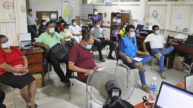 Articulan acciones para luchar contra el dengue