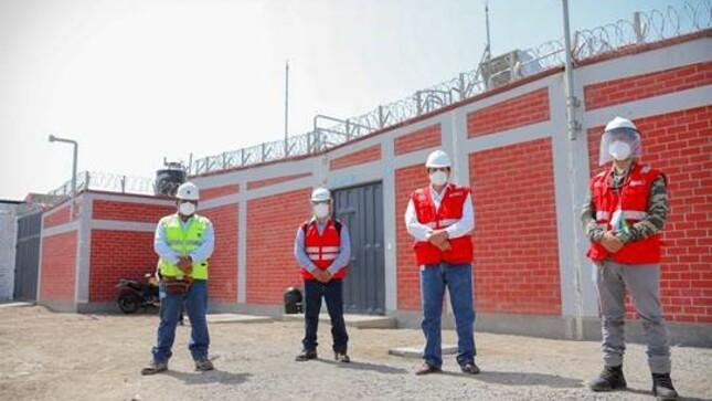 Pronatel supervisa avances en el Proyecto de Banda Ancha para la región Ica