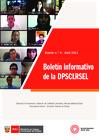 Vista preliminar de documento Boletín informativo de la DPSCLRSEL  -  Boletín n.º 4 - Abril 2021