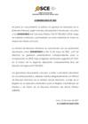 Vista preliminar de documento Comunicado Nº 003 *NUEVO*