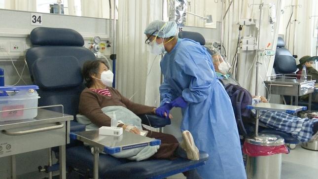 En el Día de la Cancerología Peruana, el INEN reafirma su compromiso y refuerza acciones en la atención de los pacientes oncológicos