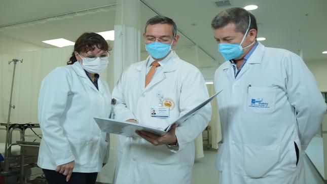 INEN refuerza estrategias en la detección, diagnóstico y tratamiento del cáncer de próstata