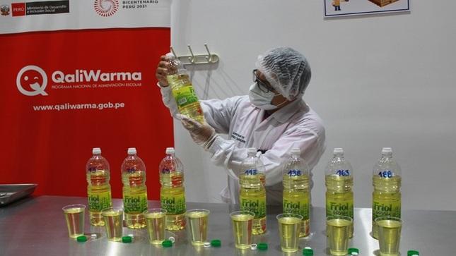 Lambayeque: Qali Warma inicia supervisión de productos en locales de los proveedores para tercera entrega 2021