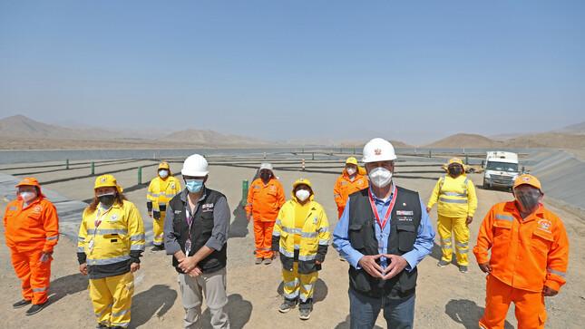 Ministerio del Ambiente pone en marcha moderno sistema integral de gestión de residuos sólidos municipales en Huaura