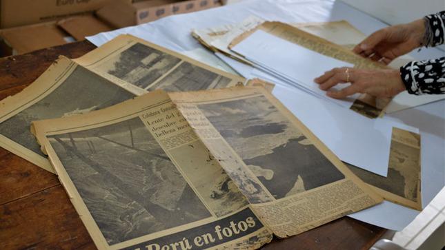 Archivo General de la Nación firma convenio para difundir documentos de Gonzalo de Reparaz