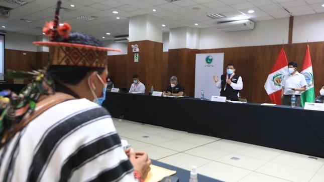 Gobierno instala en Ucayali la primera red de alerta rápida para protección de líderes indígenas frente a amenazas y agresiones