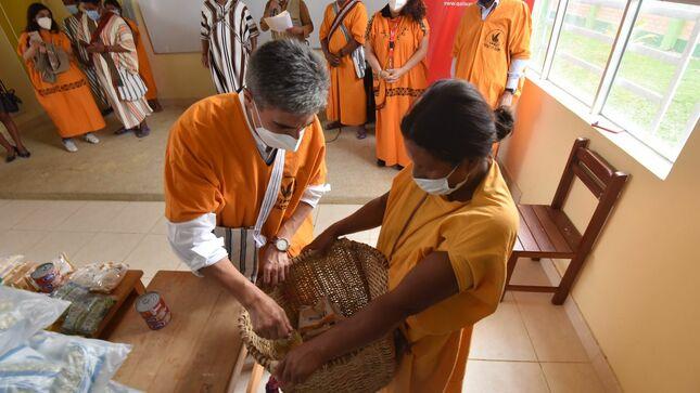 Ministerio de Cultura: Cerca de 50 mil ciudadanos indígenas del departamento de Junín recibieron alimentos en marco de emergencia sanitaria