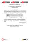 Vista preliminar de documento Comunicado N° 005-2021 - Resultados Finales - Convocatoria 001-2021-OSCE/VTCE