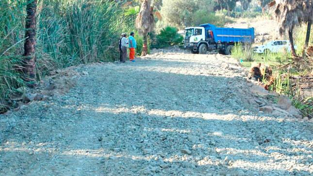 Gore Lima Habilita 2 Km De Vía Para Impulsar Actividad Agrícola En El Distrito De Santa María - Huaura