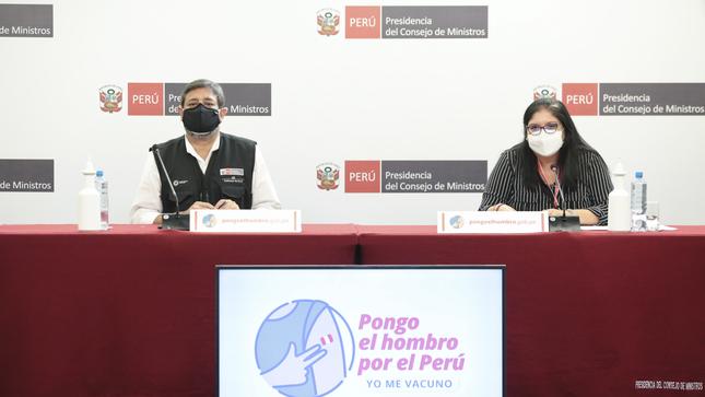 Gobierno informa que se aplicaron más de un millón de dosis de vacunas contra la COVID-19 en departamentos del interior del país