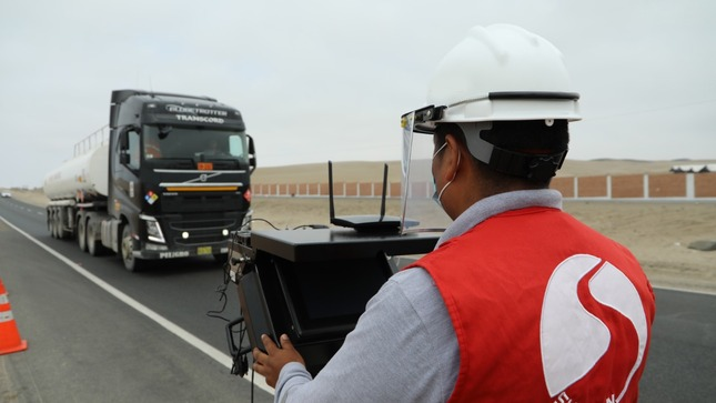 Cinemómetros operados por la SUTRAN están debidamente calibrados y cuentan con certificación vigente del INACAL