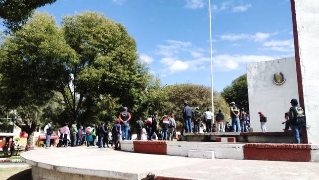 Defensoría del Pueblo: municipio ayacuchano de Andrés Avelino Cáceres Dorregaray debe aclarar si autorizó evento de Comités de Autodefensa