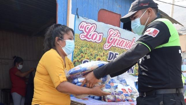 Las guerreras de Jicamarca reciben refuerzos