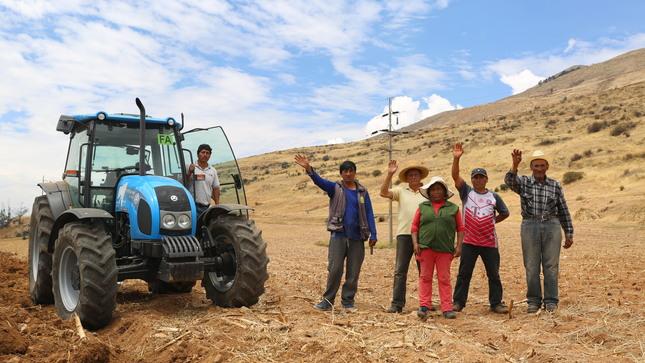 MIDAGRI designado rector de Procompite Agrario para fortalecer competitividad productiva de la Agricultura Familiar
