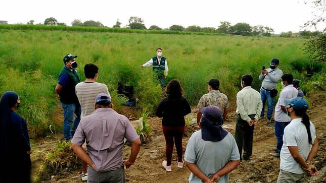 Trabajando de la mano con CEDEPAS Norte en beneficio del productor agropecuario.