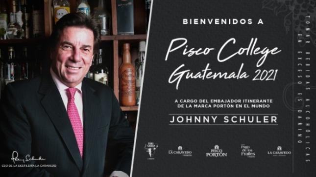 """Pisco College 2021"" en Guatemala"