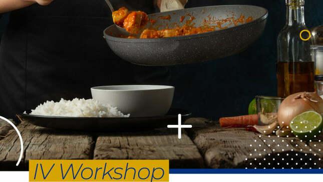 """Workshop: """"El menú del Bicentenario"""""""