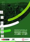 Vista preliminar de documento Memoria Anual 2020 y 2021 - PNIA