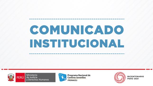 Comunicado 03-2021