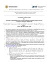 Vista preliminar de documento Llamada a Licitación: Adquisición de Equipos para la Implementación del Laboratorio de Biología del Ministerio Público
