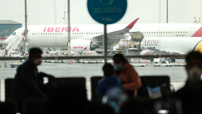 MTC amplía suspensión de vuelos procedentes de la India, Brasil y Sudáfrica