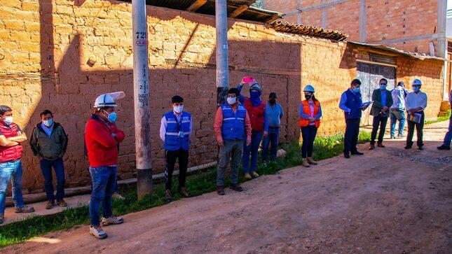 Drtc-amazonas participa en reunión sobre los avances en la vía chachapoyas - aeropuerto