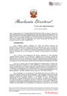 Vista preliminar de documento Procedimientos para la Gestión de Bienes Muebles Calificados como Residuos de Aparatos Eléctricos y Electrónicos – RAEE