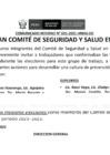 Vista preliminar de documento Comunicado Interno Nª 021-2021-HNHU-OC