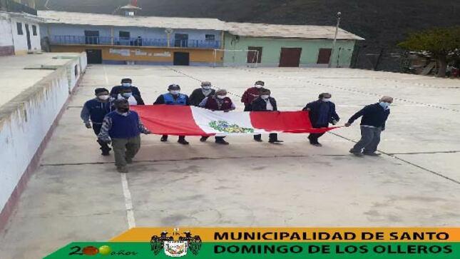 Feliz dia de la Bandera