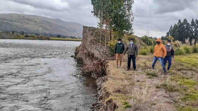 Identifican puntos críticos en los cauces de los principales ríos de la Cuenca del Mantaro