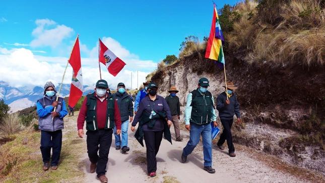 Cusco: Agro Rural del Midagri intensifican aplicación de kits veterinarios para proteger a más de 212 mil cabezas de ganado