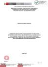Vista preliminar de documento Adquisición, instalación y capacitación de kits de filtros intradomiciliarios para el mejoramiento de la calidad de agua para consumo humano, en las localidades rurales del departamento de La Libertad afectados por peligro inminente ante contaminación de aguas superficiales