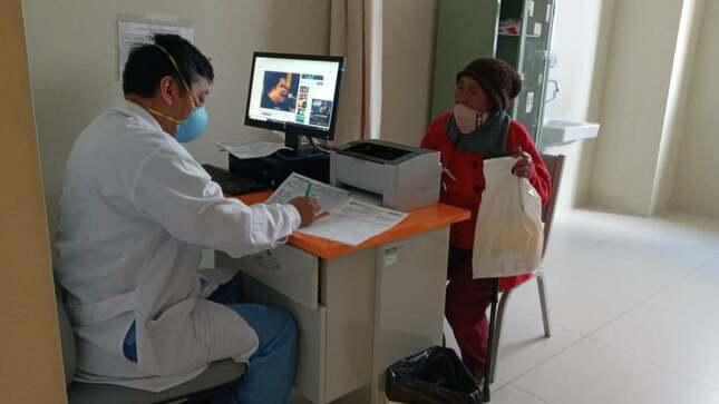 Comuna provincial continúa apoyando a personas con discapacidad para la obtención de su certificación