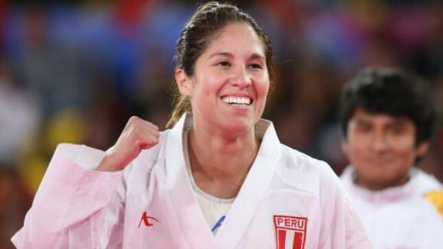 Alexandra Grande clasifica a los Juegos Olímpicos de Tokio