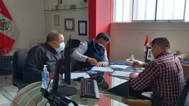 SENCICO Piura dona equipos de cómputo a instituciones educativas de la región