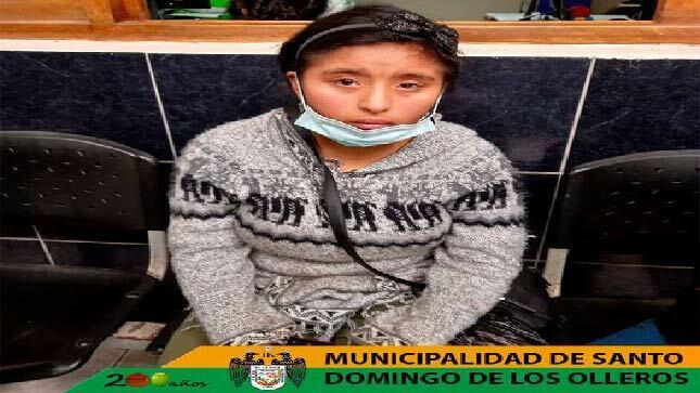 Hacemos pública que una Menor edad se ha Perdido en Centro Poblado Villa Jardin de Cucuya