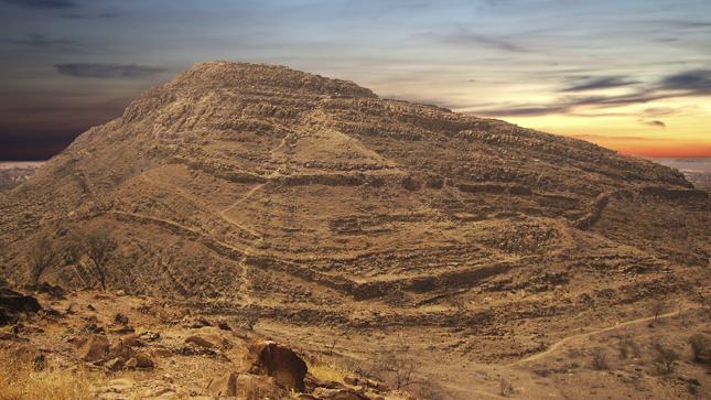 Programa Trabaja Perú realiza actividades de intervención inmediata en el Complejo Arqueológico  Jotoro de Jayanca