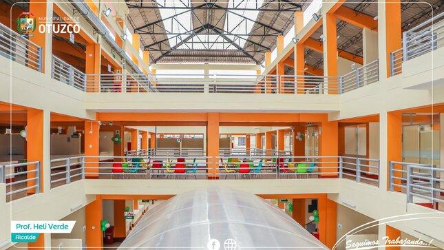 Moderno Mercado Municipal de Otuzco ya es una realidad