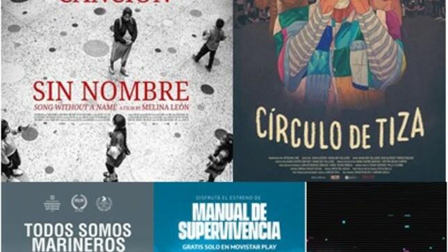 Cinco producciones peruanas entre los nominados para la VIII Edición de los Premios PLATINO del Cine y el Audiovisual Iberoamericano