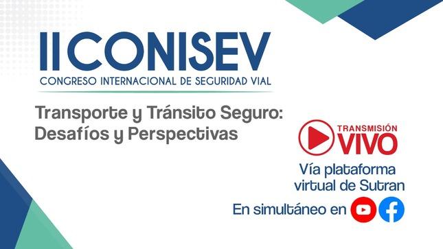 II Congreso Internacional de Seguridad Vial abordará los retos de la seguridad vial a nivel nacional e internacional