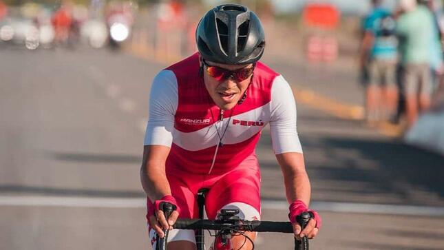 Federación Peruana de Ciclismo confirma a Royner Navarro en los JJ.OO. Tokio 2020
