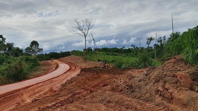 Gobierno Regional ejecuta 11 millones de soles en caminos vecinales de Tambopata y Tahuamanu