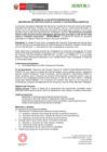 Vista preliminar de documento Resumen de la solicitud presentada para suscripción de contrato para el acceso a los recursos genéticos - Alcides Román Peña