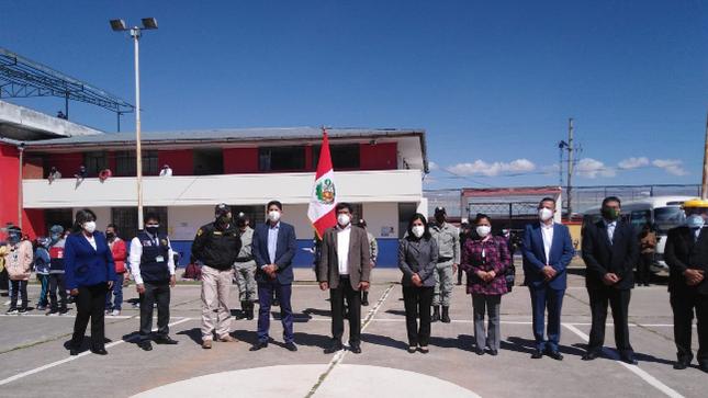 Capacitarán a internos emprendedores de seis penales de la región Centro Huancayo