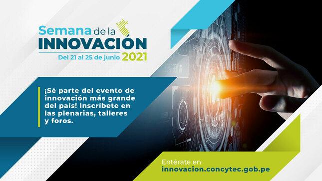 Agencia Espacial del Perú participa en Semana Nacional de Innovación