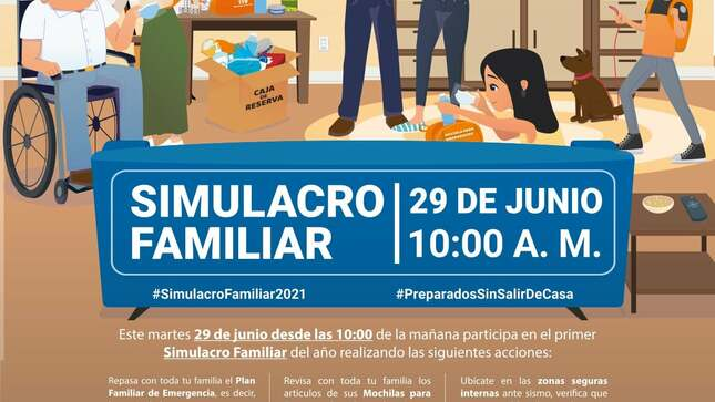 La Municipalidad Distrital de Deán Valdivia encabezado por su alcalde Lic. Quim. Richard Ale Cruz